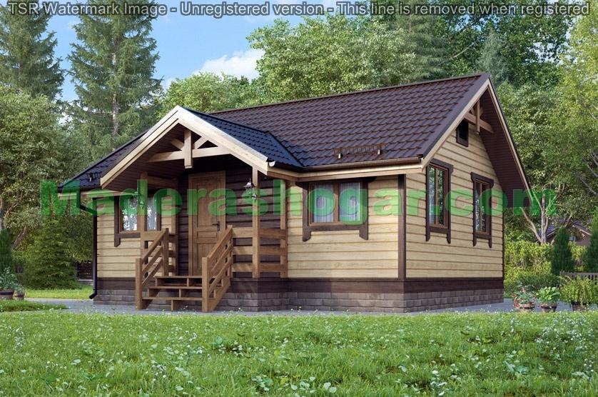 Casas de madera eco lujo - Casas prefabricadas cuenca ...